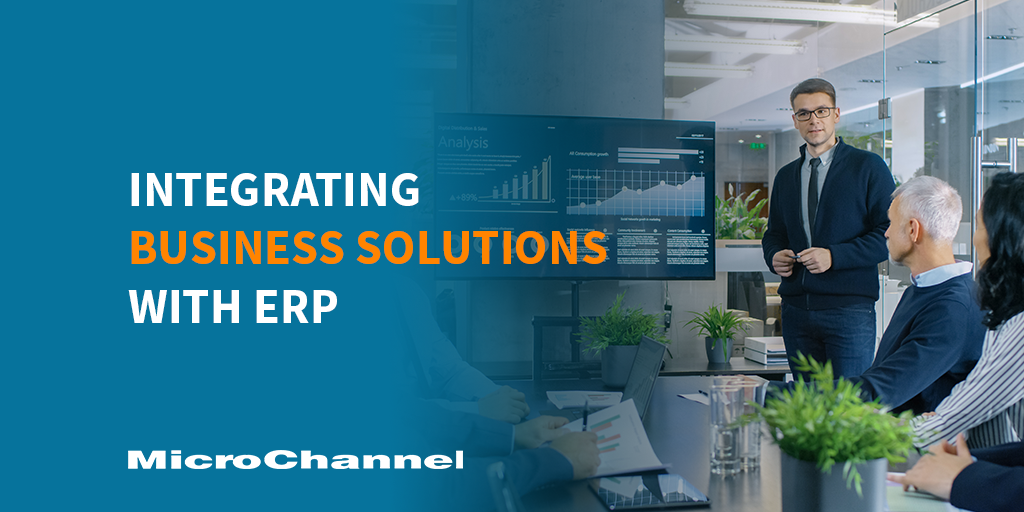 Integrating Business Solutions with ERP
