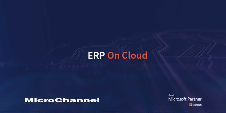 erp on cloud