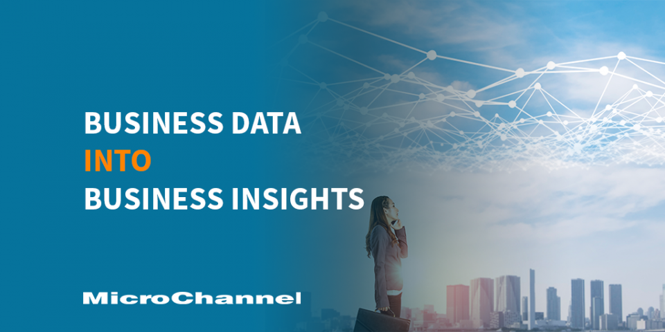 business data into business insights