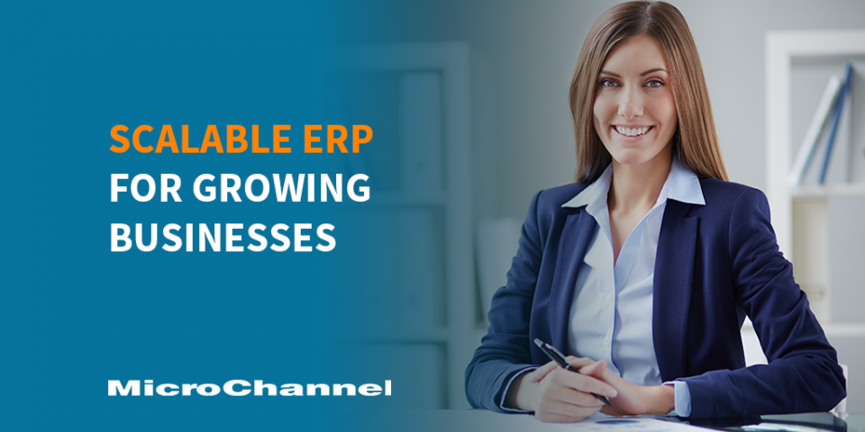 scalable erp