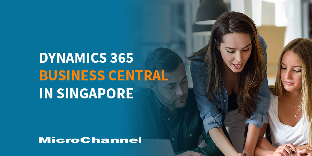 dynamics business central singapore