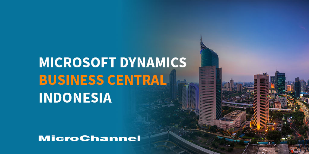 microsoft business central indonesia