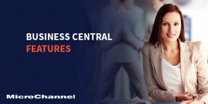 business central features