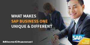 sap business one unique