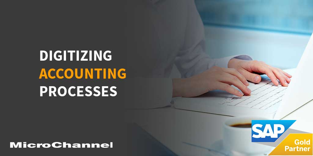 digitizing accounting processes