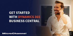 get started with dynamics 365 business central