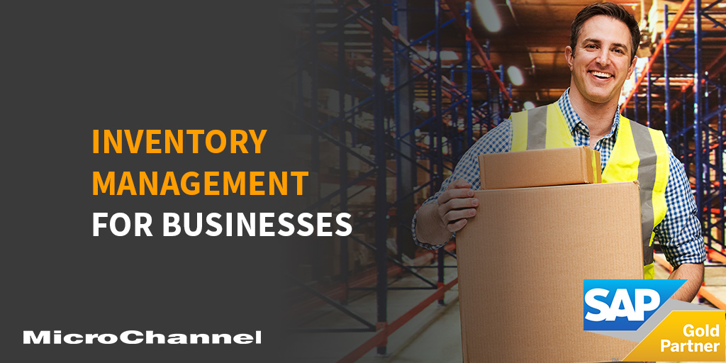inventory management for businesses
