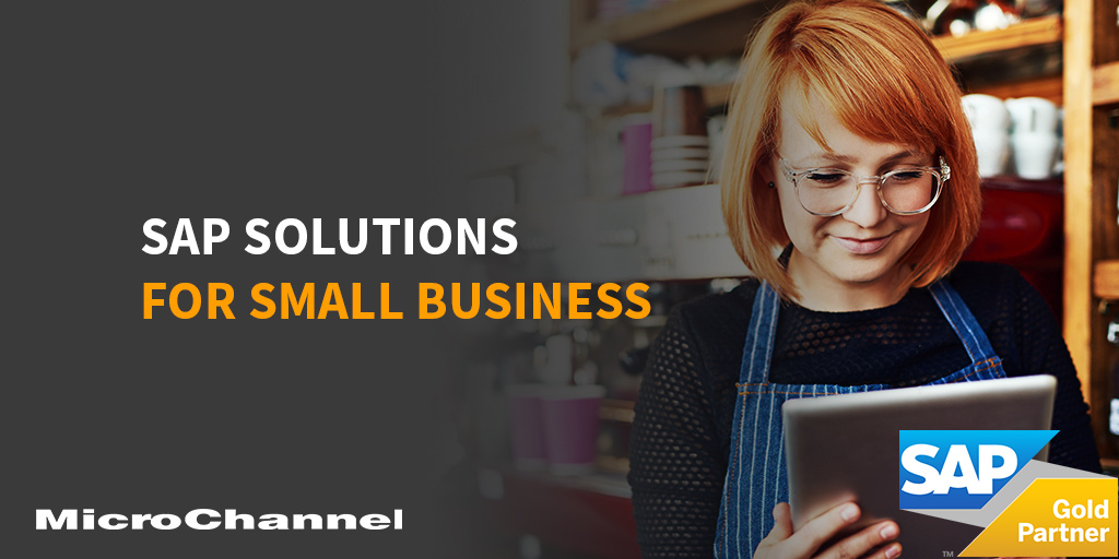 SAP Solutions For Small Businesses