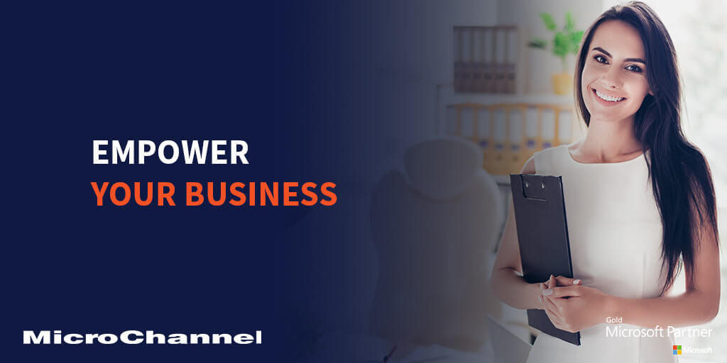 empower your business with an erp
