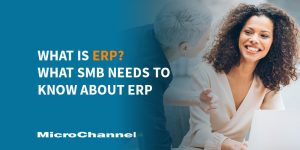 what is erp microchannel