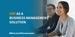 business management solution
