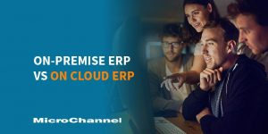 on premise ERP vs on cloud ERP