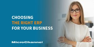 choosing the right erp solution