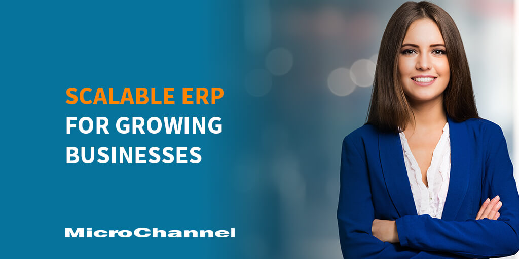scalable erp for business