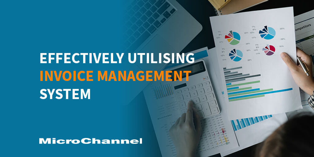 effectively utilising invoice management system
