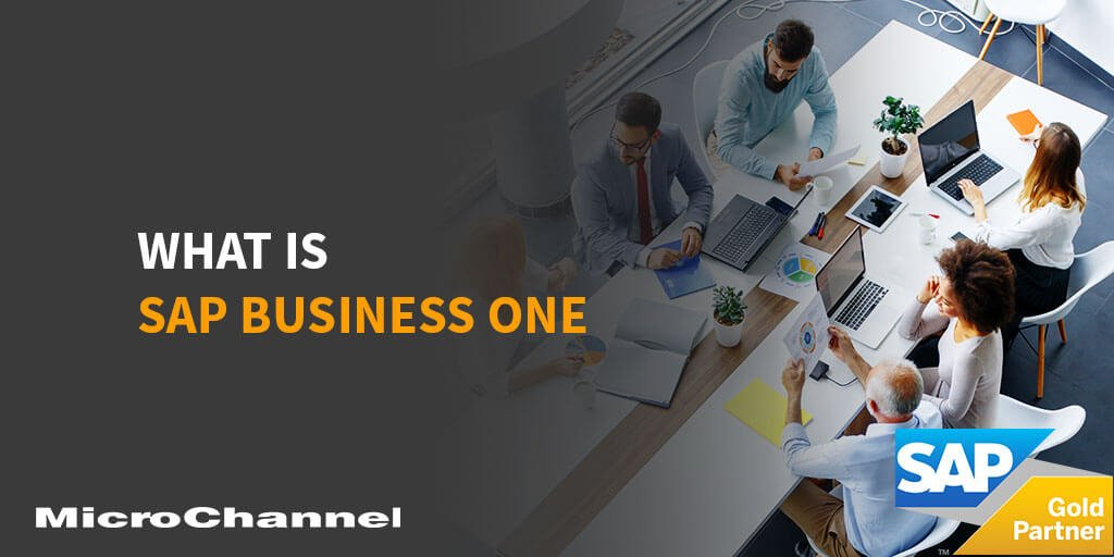 what is sap business one | microchannel singapore