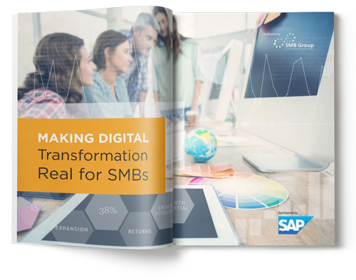 digital transformation for SMB