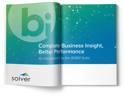 Solver: Corporate Performance Suite