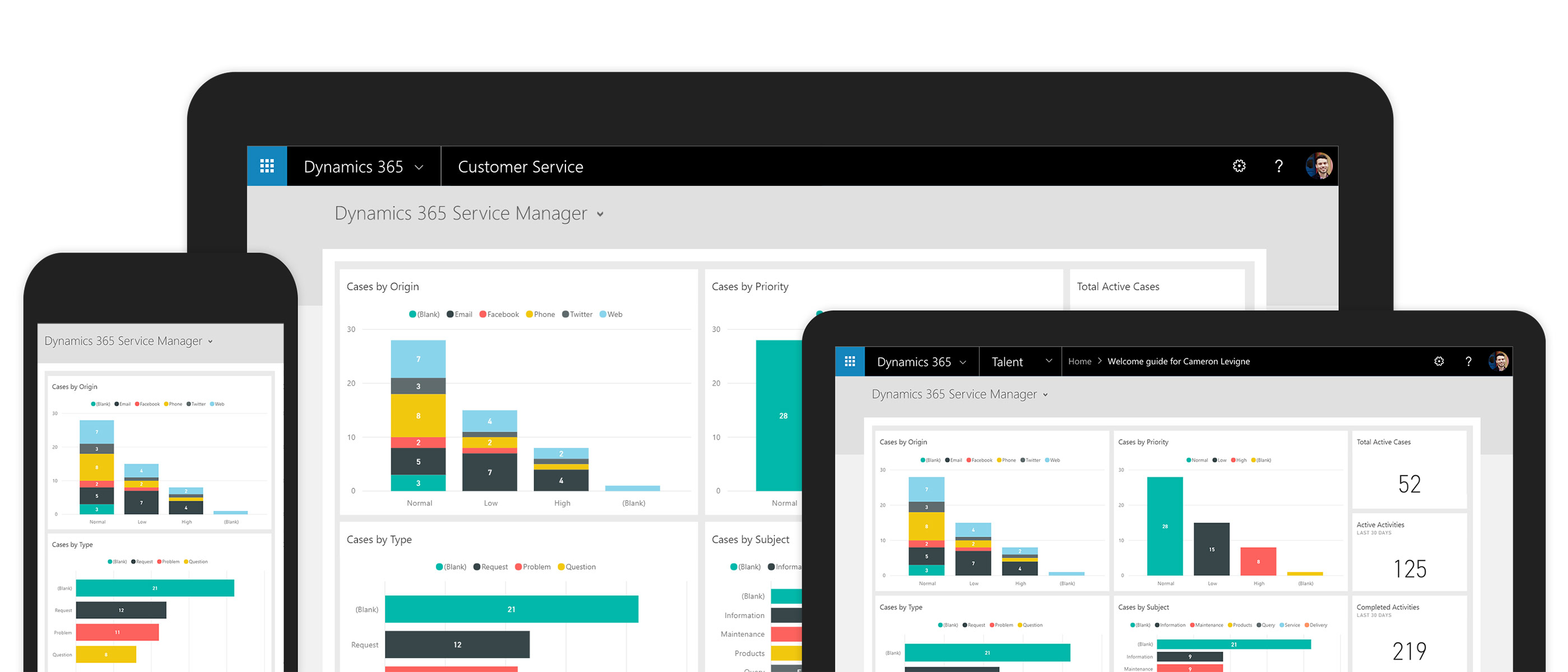 dynamics 365 for customer service