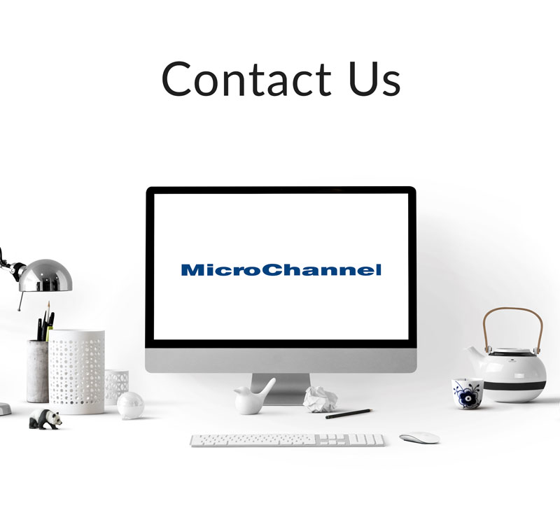 contact microchannel singapore