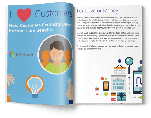Customer Centricity & Bottom Line Benefits